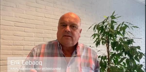 Erik Lebacq VAN top